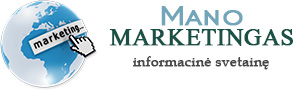 Manomarketingas logo