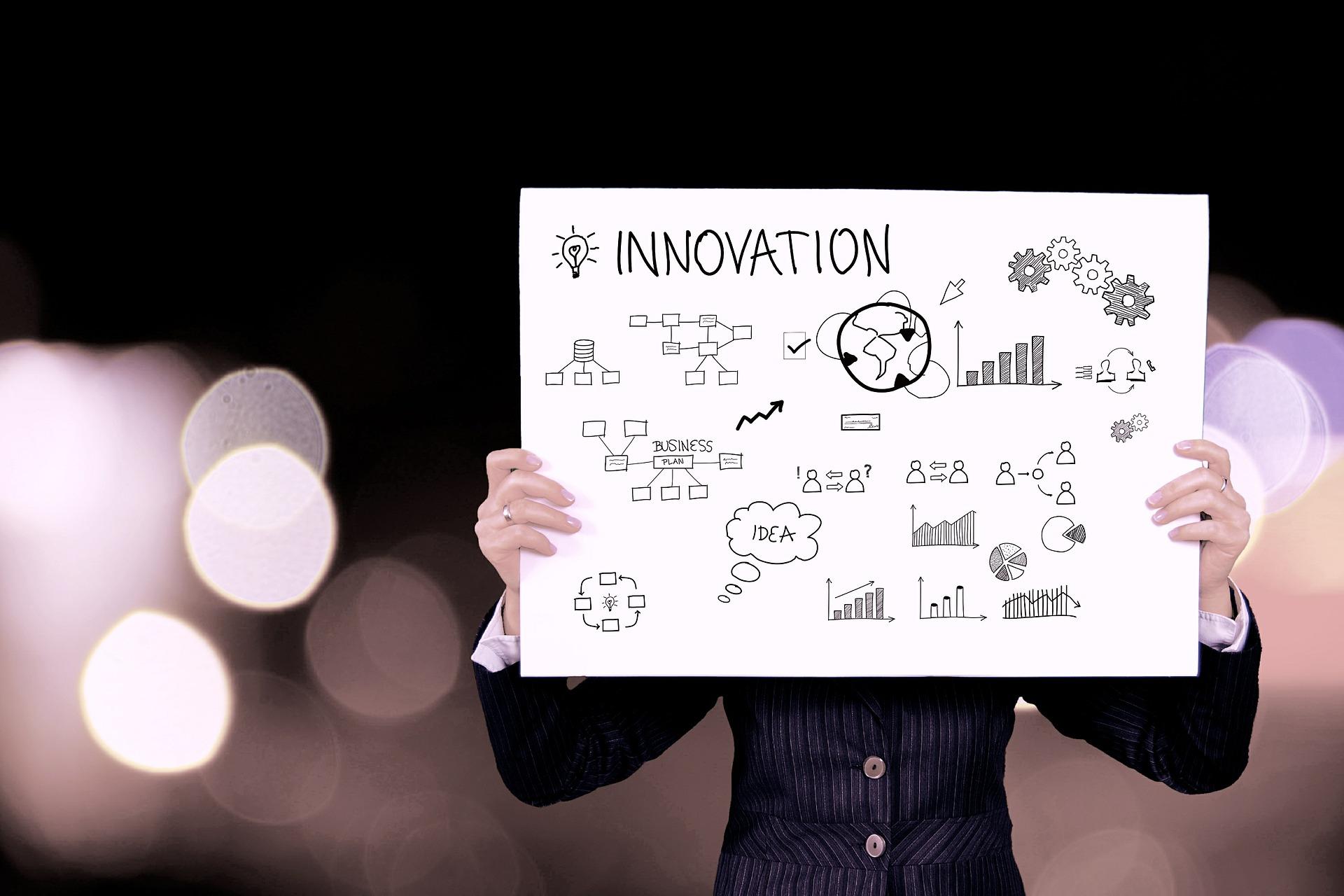 inovacijos - verslo valdymo sistema