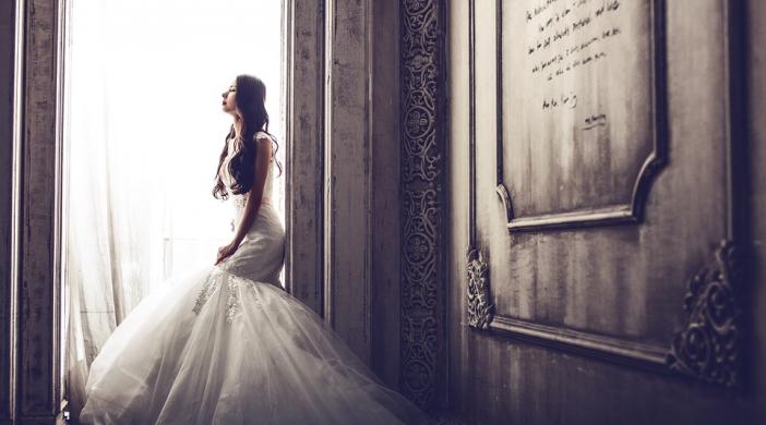 Vestuvinė dizainerio suknelė