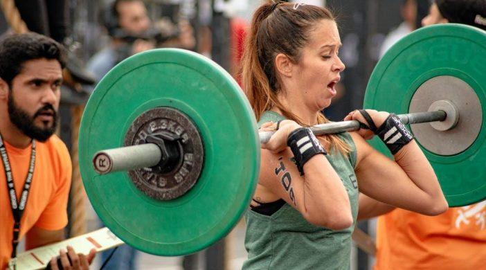 aminorugstys sportui